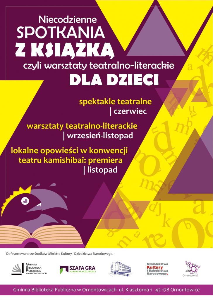 Plakat Warszta