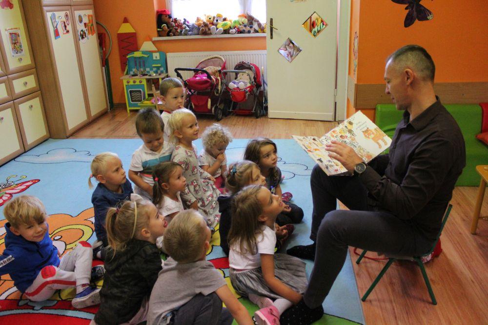Pan Marcin czyta